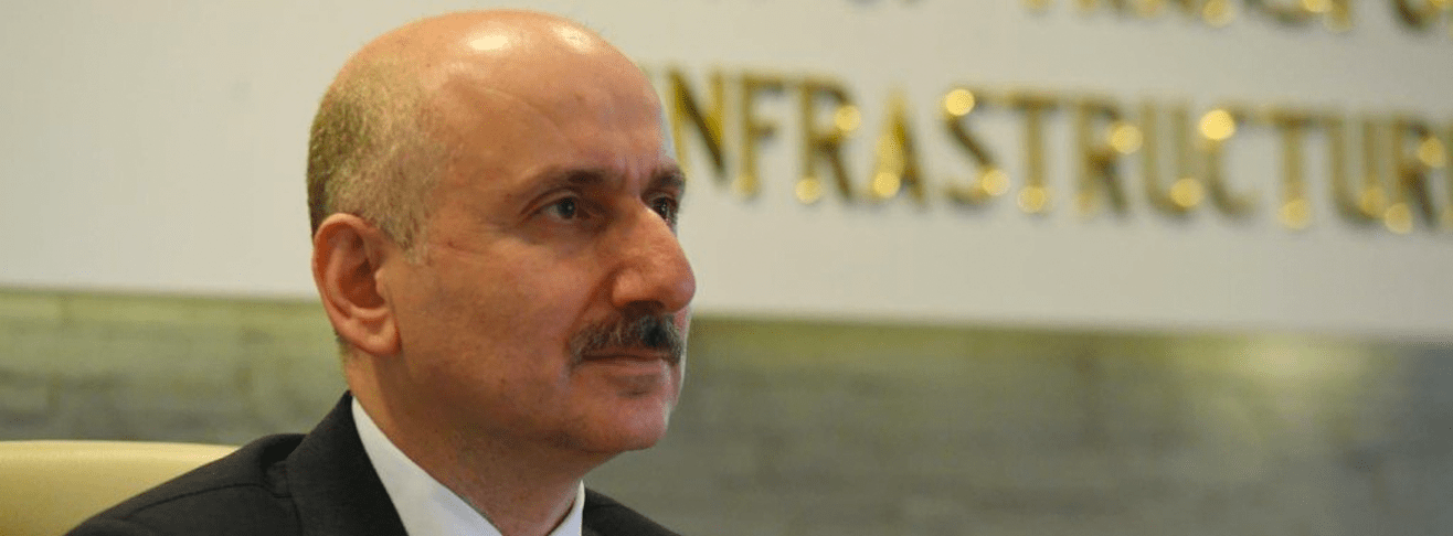 "MINISTER KARAISMAILOGLU, ""INTENSIVE DIPLOMACY FOR INTERNATIONAL FLIGHTS"""