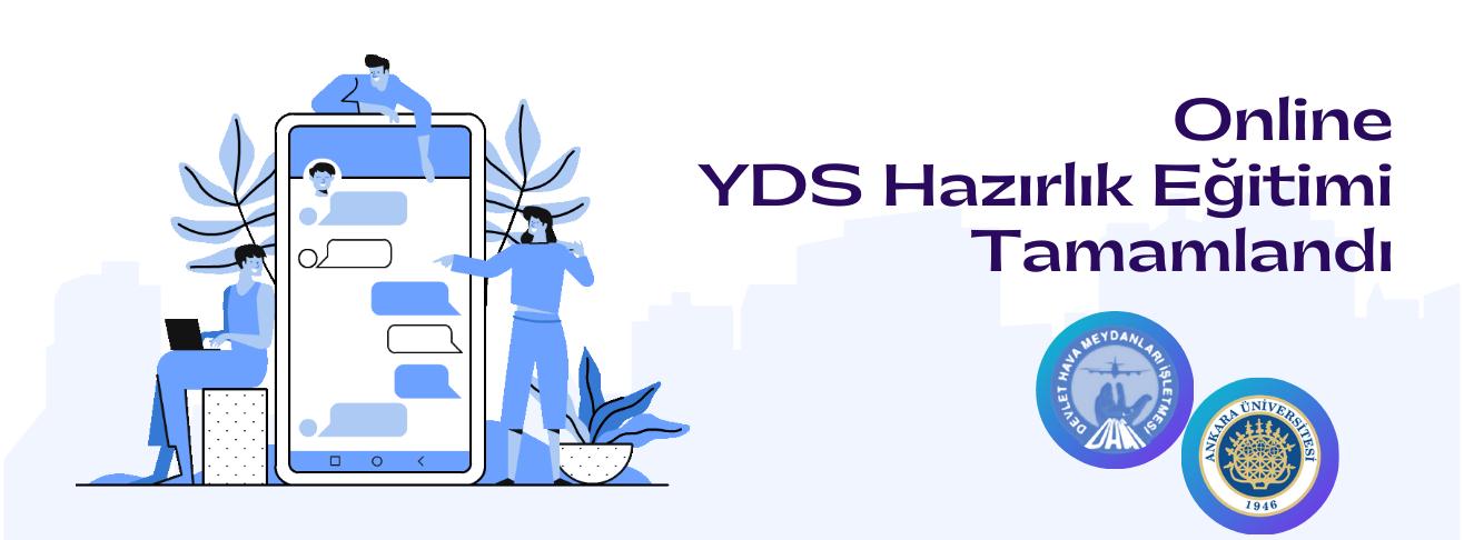 Online YDS HazIrlIk Eği̇ti̇mi̇ Tamamlandı