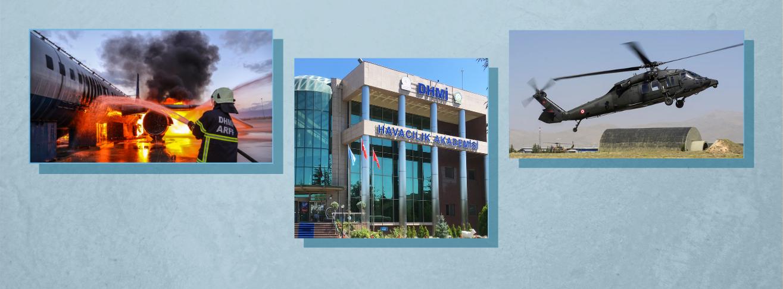 DHMİ Havacılık Akademisinden Gözbebeğimiz Ordumuza Eğitim Desteği