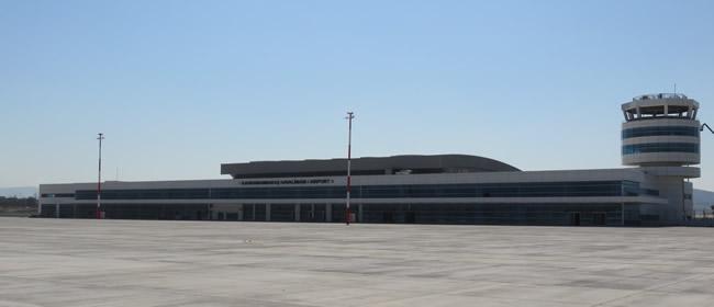 Kahramanmaraş Havalimanı Terminal Binası Ve Mütemmim Tesisler