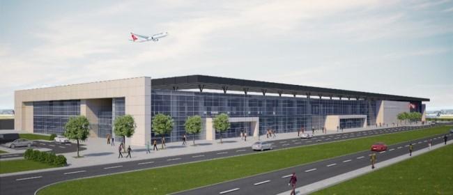 Malatya Havalimanı Yeni Terminal Binası Ve Mütemmimleri