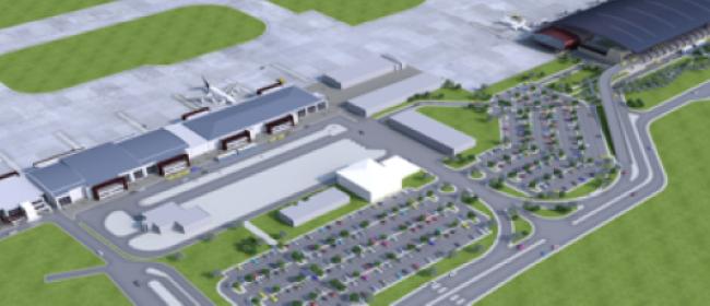 Kayseri Hv. Yeni Terminal Binası ve Apron Yapımı